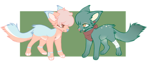 [closed] Troublemakin' Cat Auction by NamelessFeline