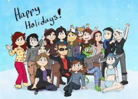 Happy Holidays! by TyelerKostlan