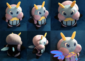 Illumise Pokemon Plush! 10''