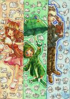 Something like bookmarks ._. by hinivaal