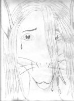 Freya face by dracolithe