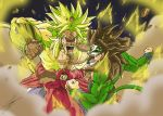Predestinated Battle by PLATINUMBROLY