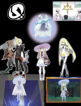 Lillie's Secret and the Aether foundation by pimmermen