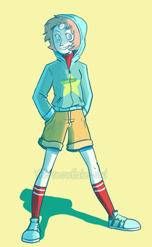 Punk Pearl by Snowflake-owl