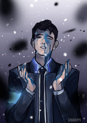 RK800 Connor by Unit1MiuChan