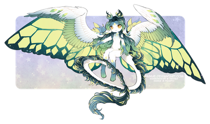 Alva [Faerin Open Wing Design] by rainue
