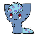 Cute Fluffy Cat~~~Adopt ~~12Points by CathFreaky