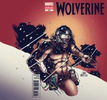Wolverine! by CB-ComicArt