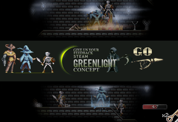 Greenlight concept - Mazgeon by dokitsu