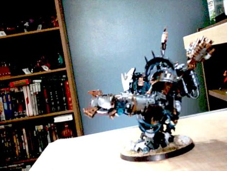 deff dread left by khamal