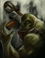 For the love of waaagh by grundalug