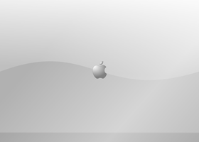 Mac Splash Screen by newdeal666