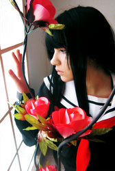 Enma Ai: Looking the Hell by xxEtsuko