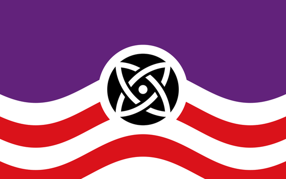 Flags of Touhou: Reisen Udongein Inaba (No Filter) by GreatPaperWolf