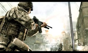 Call of Duty 4 Wallpaper by Sully-182