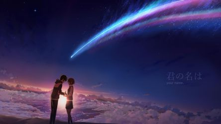 [4K UHD] Kimi No Na Wa by AssassinWarrior