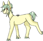 [personal] earth pony by LeviathansCrown