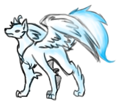 Base Wolf Example 2 by Dream-Yaoi