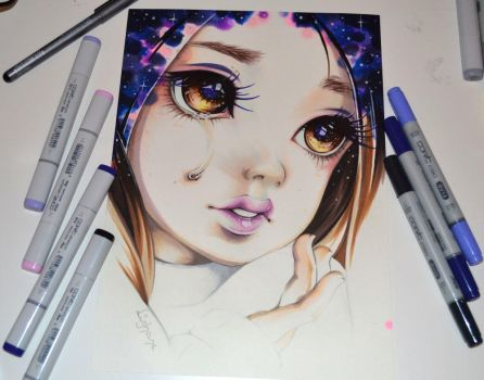 One with the Stars by Lighane