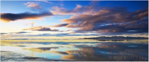 A Cloudy Tapestry by tourofnature