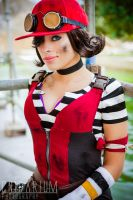 Mechanic Moxxi - PAX South 4 by Enasni-V