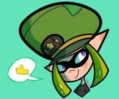 My Inkling again by PlainPilot