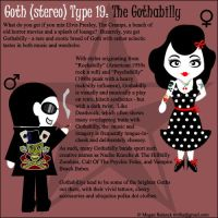 Goth Type 19: The Gothabilly by Trellia
