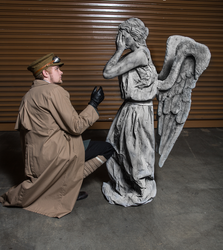 Weeping Angel: Displacement by TemaTime