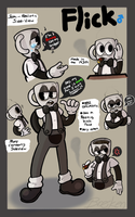 Flick's Reference Sheet [2017 Update] by BrokenWingsOfLight