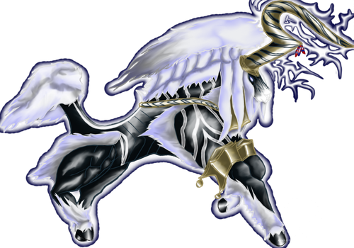 Ixion :Colour: by Angelic-Dragon