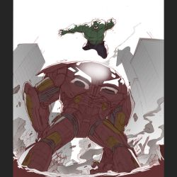 AVENGERS: AGE OF ULTRON TRIBUTE by madstanlee