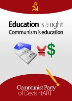 CPDA - Education is a right by delatorre-politik