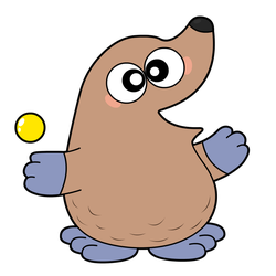 A Mole of Mischievous by ABoringGuy64