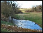 The Ripples of Combe by Lunapic