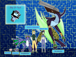 Digimonz Thing by Sims76