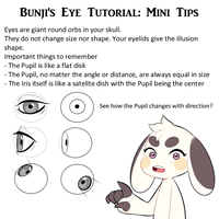 Mini Tutorial: Eyes by Bunigiri