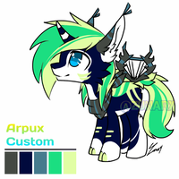 Arpux Custom by Zunary