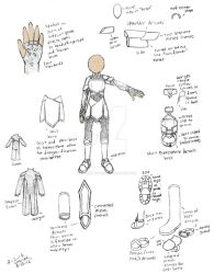 New outfit - full details - Color test copy by Ashen-Phoenix