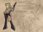 Turner Fenix Reference Sheet by Skyserpent