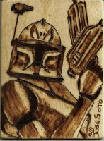 Captain Rex by lupesoto