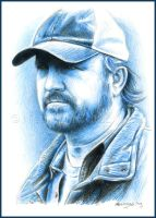 SPN - Bobby Singer by Cataclysm-X