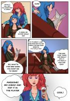 Jem Fan Comic - Not so glamorous life - page 19 by mandygirl78