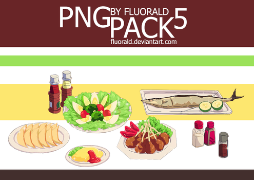 PNG_PACK#5 by Fluorald
