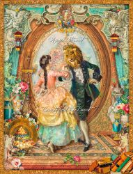Beauty and the Beast by Foxfires