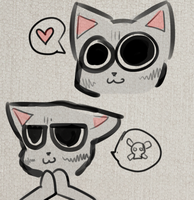 I Can't Draw Cats by pipa00
