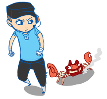 TF2 - Scout and Spy Krabby