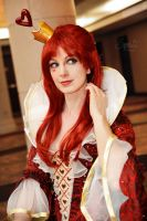 The Red Queen I by EnchantedCupcake