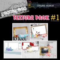 Online Songs - Texture Pack 01 by craziigiirl