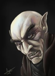 Nosferatu by Jackwrench