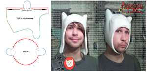 Finn-hat-pattern by NekoRushi